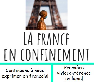 La France en confinement