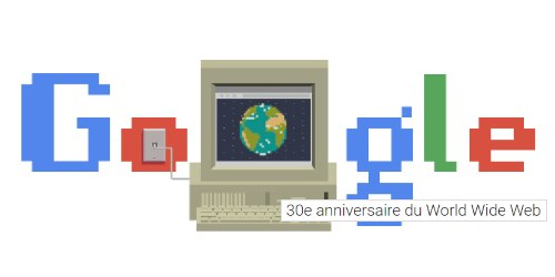 30e anniversaire du World Wide Web